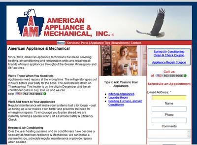 American Appliance &Mechanical