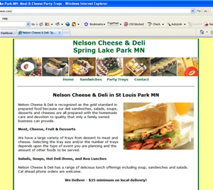 Nelson Cheese &Deli