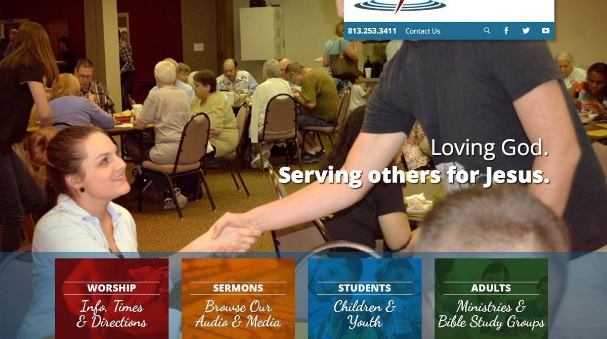 Bayshore Baptist Church Website