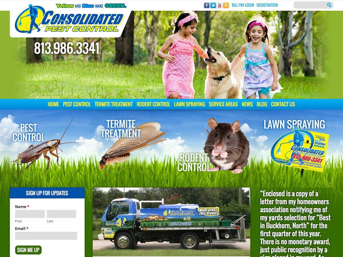 Consolidated Pest Control
