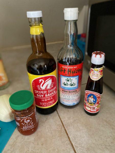 Asian Ramen Sauces