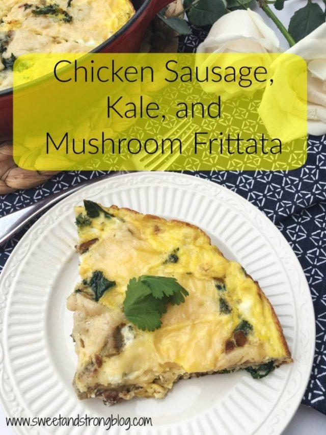 Chicken Sausage Frittata