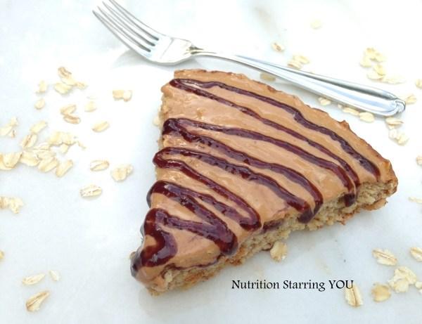 Oatmeal Breakfast Pie