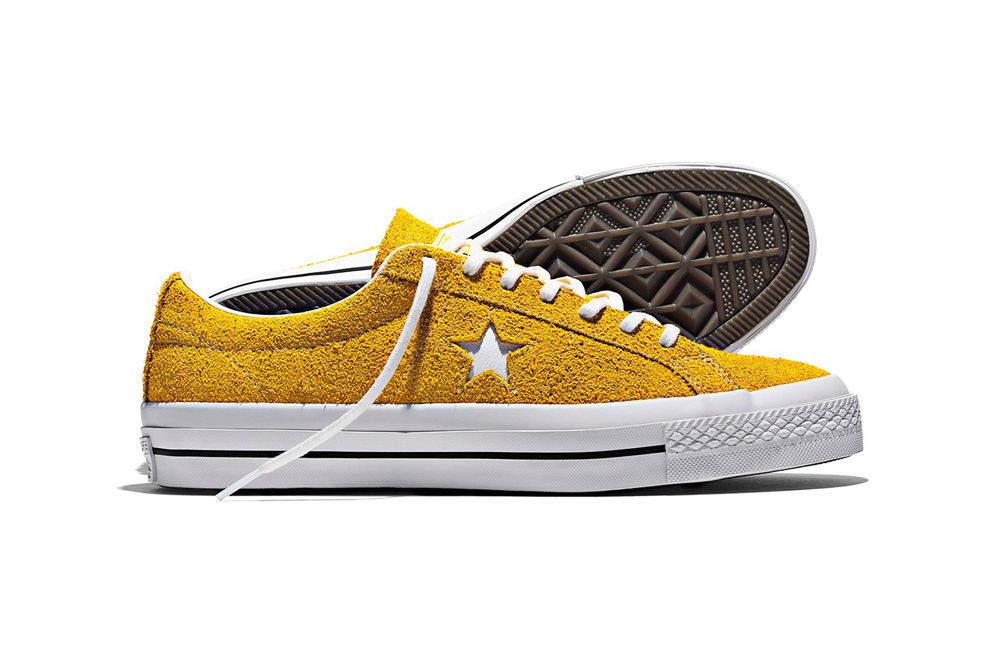 712550665650 Converse One Star Hairy Suede ...
