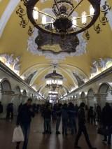 Station Komsomolskaya