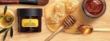 The Body Shop Recipes of Nature Honey visual