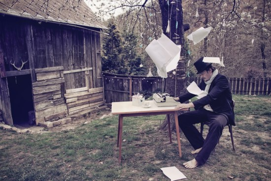 YA Author Tom Hoover Explains: What is it like to be a writer?