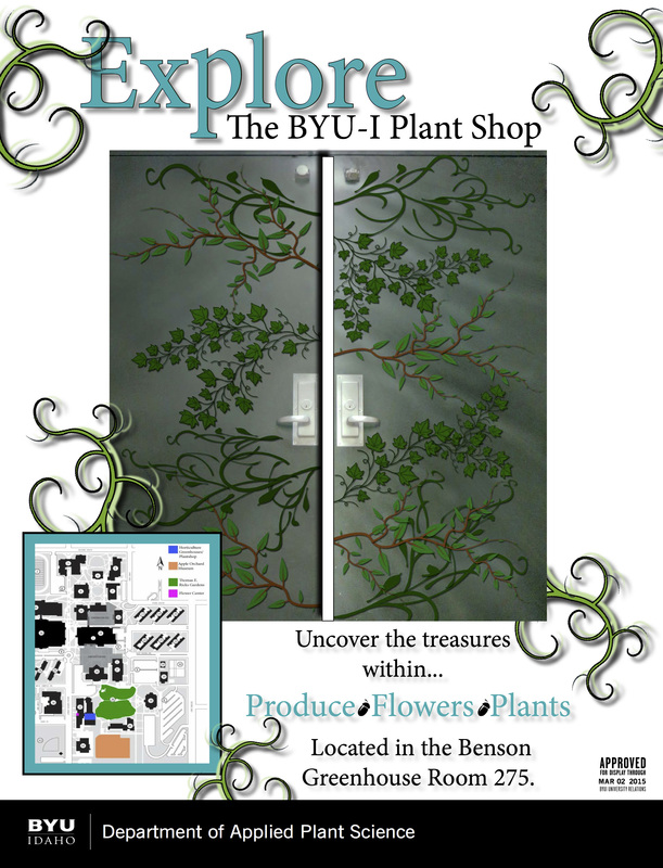 Explore The Greenhouse Byu Idaho Applied Plant Science
