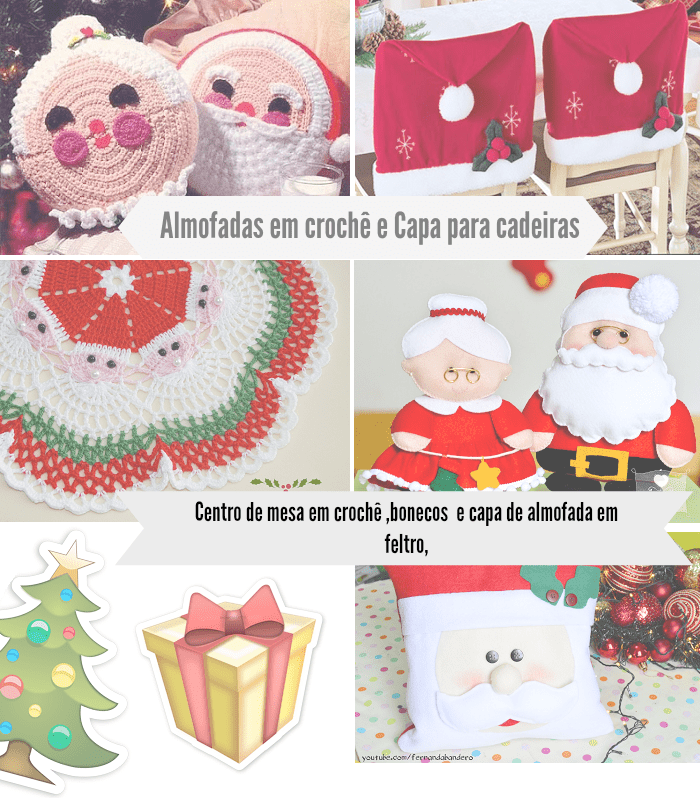 decoracao-de-natal-croche-feltro-costura