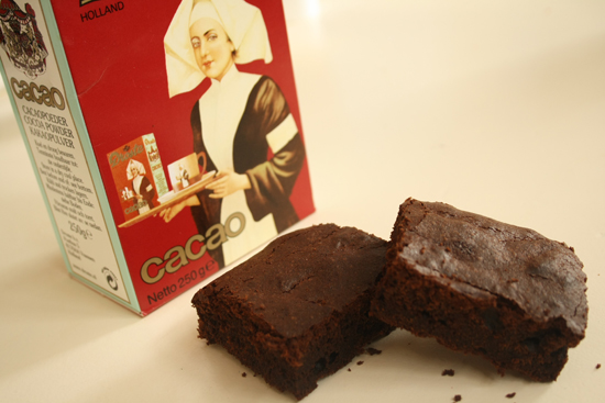recipe easy brownies