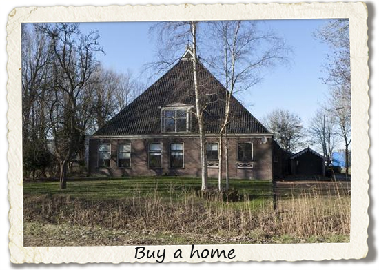 bucket list: buy a home