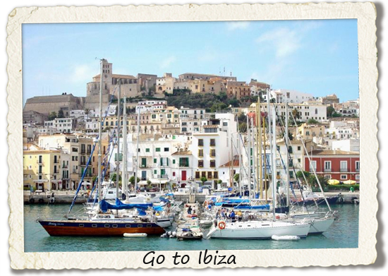 bucket list: go to ibiza