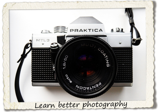bucket list: learn better photography