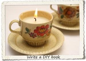 bucket list: write a diy book