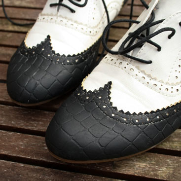 diy vintage painted shoes small