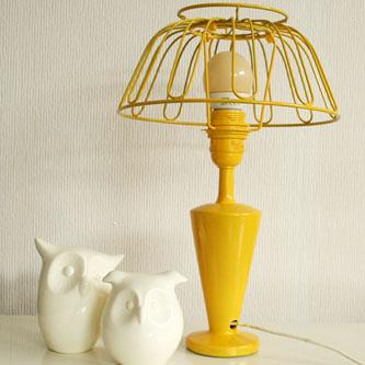 fruit bowl lamp diy small