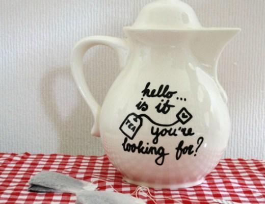 teapot small