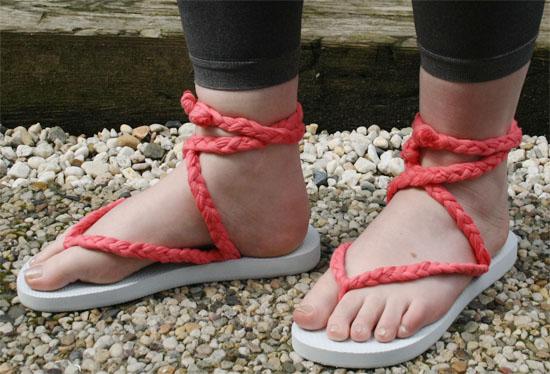 DIY - Flip flops