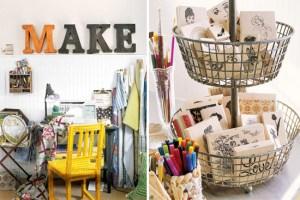 craft room inspiration make