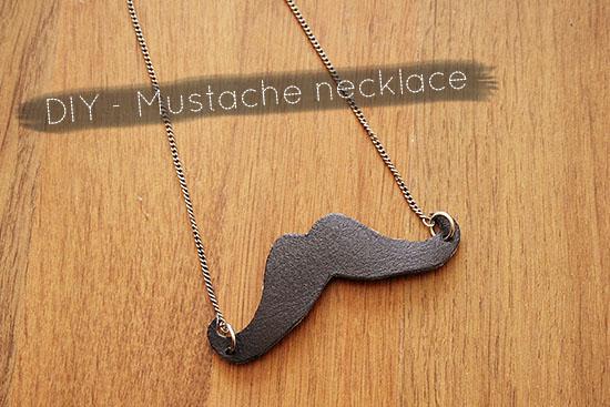 Colar de Moustache