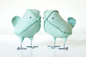 caketoppers birds