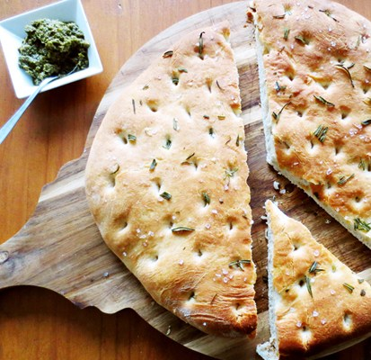 foccacia bread recipe
