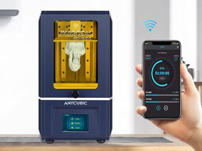 2 Anycubic APP Remote Control 55 Anycubic Photon Mono SE