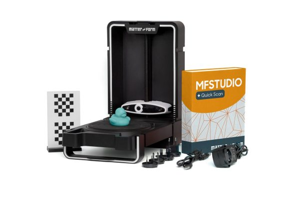 Matter and Form 3D Scanner v2 with Quickscan MFS1V1 67 scaled Parallax Shop