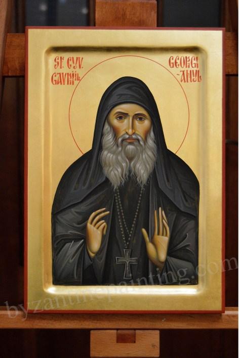 Sf.Cuvois Gavriil Georgianul