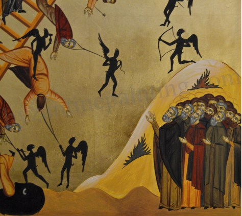 Icons The Ladder of Divine Ascent
