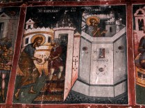 Mural painting from the Cozia Monastery (17)