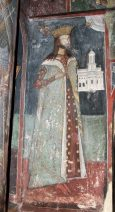 Mural painting from the Cozia Monastery (32)