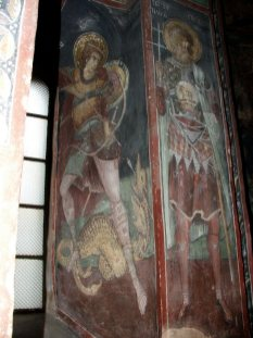 Mural painting from the Cozia Monastery (34)