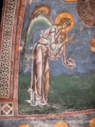 Mural painting Kurbinovo Macedonia (12)