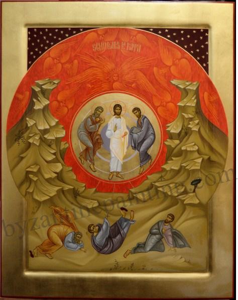 Iconographer Liviu Dumitrescu