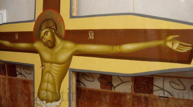 Troiţă – Cruce pictată