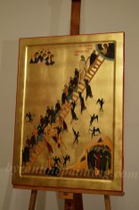Icoana Scara Virtutilor Icon The Ladder of Divine Ascent (1)