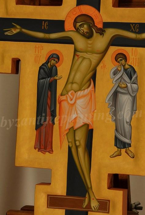 Detaliu crucifix