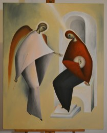 The Annunciation Contemporary Religious Art