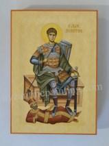 Saint Demetrios of Thessaloniki-byzantine icon