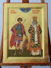 Saint-George-and-Saint-Anthim-the-Iberian