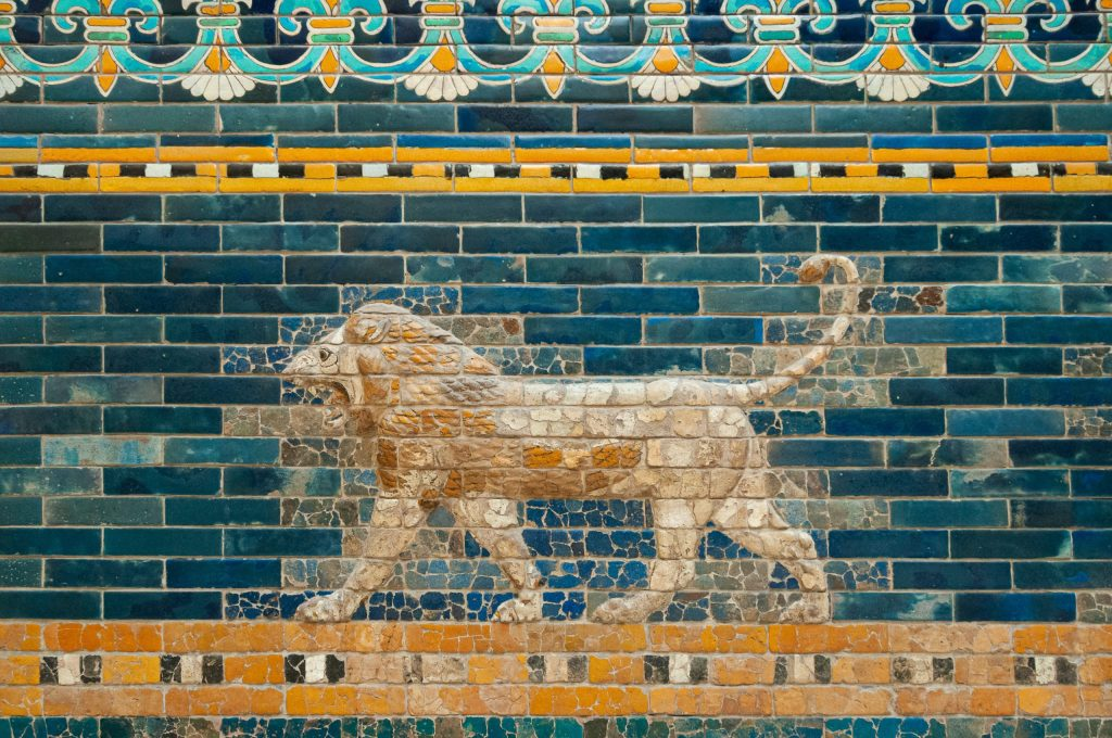 Ancient Babylonians new year's traditions.