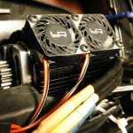 Double ventilateur YEAH RACING