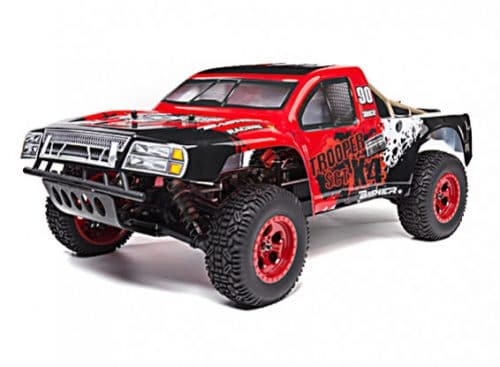Trooper Pro Edition 4x4 1/10 Brushless SCT