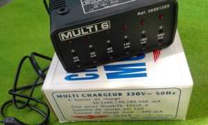 chargeur multi 6