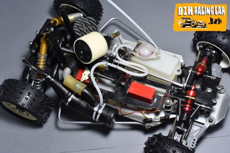 vue chassis YANKEE EUROPA RACING