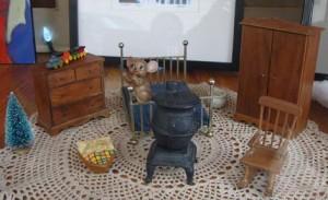 BZTAT's Mouse House that Santa Brought