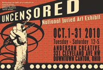 Uncensored poster