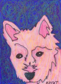 Westie-dog-drawing-ACEO-BZTAT