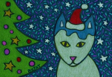 okey-white-cat-drawing-christmas-bztat